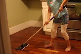 Laminate Wood Floors Cleaning