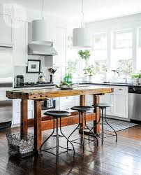 Beautiful Kitchen Island Table Ideas Design Antique Wooden Workbench Photo Tracey Ayton And Creativity