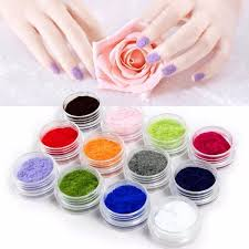 china colored nail pigment acrylic powder colorant for dipping china cosmetics nail art