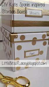 ikea hack diy kate spade inspired storage boxes little bits of lacey anew office ikea storage