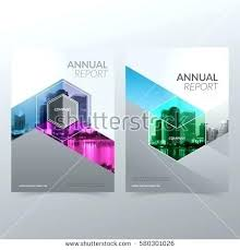 Microsoft Word Template Report Cover Page Design Templates Ms Word Annual Report Flyer Presentation