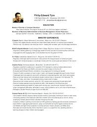 ministerial resume sample pastoral pastor senior pastors worship leader  examples lead intended for r