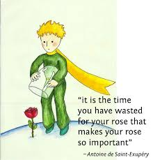 the little prince quotes study guides and book summaries little prince ldquo