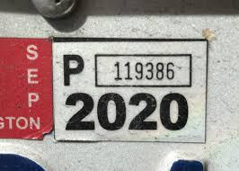 Washington State Mileage Chart Sticker Shock For Washingtons Hybrid And Electric Car