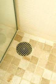 what type of grout sealer to use in a shower shower floor seal shower floor tile