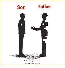 Father Son Quotes Simple Father Son THE AWESOME QUOTES Quotes Meme On Meme