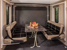 2016 kz rv mxt mxt3030 travel trailer toy hauler cargo area dinette
