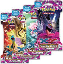 Pokemon XY - Phantom Forces Booster - ENGLISH - POK11910 - The Pokemon  Company: Amazon.de: Toys & Games