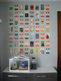 penguin postcard wall art