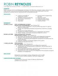 Hvac Resume Template Hvac Resume Templates Best Cover Letter 2