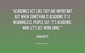 Academic Quotes