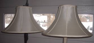 lampshade liner repair replace shredding tore red shades