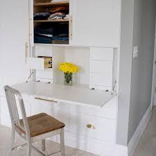 office desk for bedroom. Creative Ways To Hide A Small Home Office Desk For Bedroom