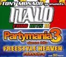 Italo Euro Hits, Vol. 3: Partymania