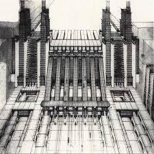 Futurist architecture - Wikipedia