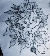 эскизы масок хання значение татуировки с маской хання