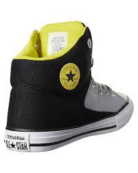 converse for kids. black grey white kids boys converse sneakers - 656071blk converse for kids