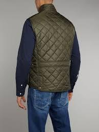 Polo ralph lauren Quilted Vest in Green for Men | Lyst & Gallery Adamdwight.com