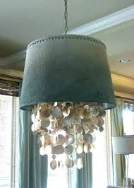 drum lamp shades for chandeliers drum lamp shade chandelier drum lamp shade chandelier dripping shell chandelier