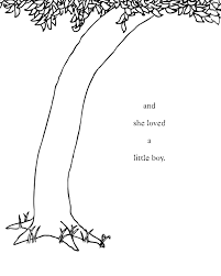 Small Picture The Giving Tree Coloring Pages Preschool Sheets For The Giving