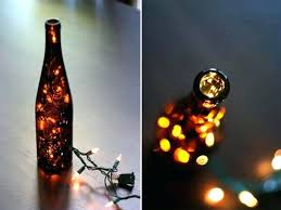 glass bottle lighting wine bottle light 2 glass bottle lamp shade