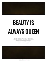 Beauty Queen Quotes