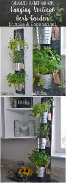 Herb Garden Kitchen 15 Phenomenal Indoor Herb Gardens Gardens Hanging Herbs And