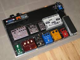 Designing A Pedal Board L A Sound Design Pedalboard Of The Week The Gear Page
