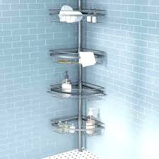 simple human shower caddy shower simple human adjule tension shower