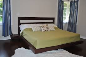 Best Ideas About Floating Platform Bed Wooden With Cheap King Size