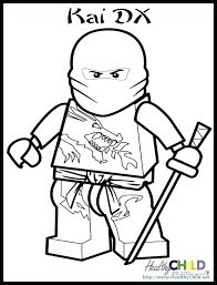 Ninja Pictures To Color Coloring Pages Ninja Color Pages Green Ninja