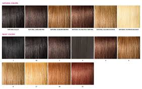 Revlon Professional Hair Colour Chart Hand Picked Hair Color Ideas Chart Weave Color Chart Numbers
