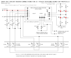 gate photocell wiring diagram gate image wiring grade crossing circuit on gate photocell wiring diagram