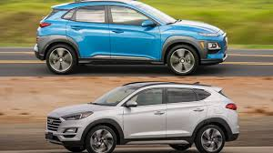 Maybe you would like to learn more about one of these? Hyundai Kona Vs Hyundai Tucson Comparison Autoguide Com