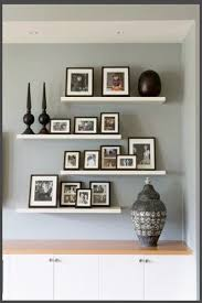 Floating Shelves For Photo Frames