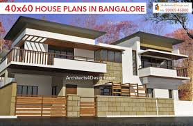 Simple House Design Inside And Outside 40x60 House Plans In Bangalore 40x60 Duplex House Plans In