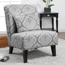 ikat accent chair. Simple Accent Anna Grey Ikat Accent Chair To T