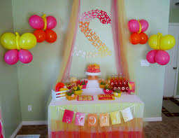 Small Picture simple birthday party decorations home Decorating Of Party