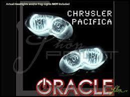 2004 Chrysler Pacifica Fog Lights Oracle 04 08 Chrysler Pacifica Ccfl Halo Rings Head Fog Bulbs