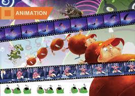 Animation Studios Services Lynx Animation Studios 2d Animation Studio