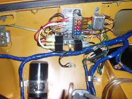 mgb fuse box wiring wiring diagram site mgb fuse box wiring diagrams mg midget fuse box internal wiring on a gt and fusebox