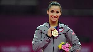 Aly Raisman calls out sexual assault victim shamers, Gabby Douglas ...