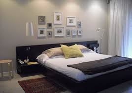 Malm Bedroom Ikea Malm Bed With Attached Nightstands Is A Good Height That
