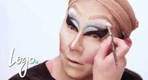 drag makeup tutorial trixie mattel s bubble gum fantasy rupaul s drag race logo
