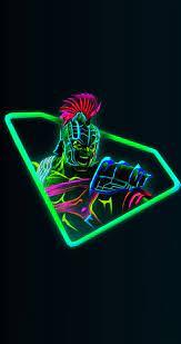 iPhone 8 Plus Neon Wallpapers - Top ...