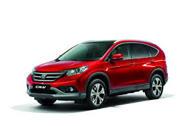 The 2013 Honda CRV. Great Looks, but Low Power.