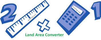 Land Area Converter Calculator Conversion Of Area India