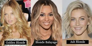 Wheat Hair Color Chart 24 Blonde Hair Colours From Ash To Dark Blonde Heres