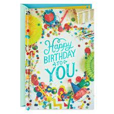 Card Bday Birthday Happy Birthday Cards Gifts Hallmark