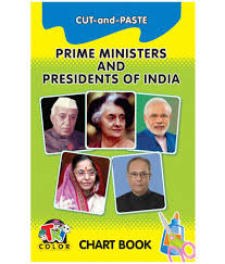 Cut N Paste Prime Ministers And Presidents Of India Buy Cut